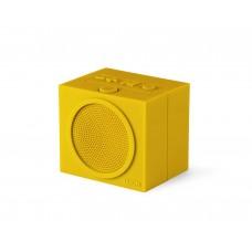 Динамик Lexon Tykho speaker, желтый