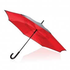 Зонт ручной обратимый