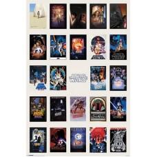 "Постер ""Star Wars / Звёздные войны"" (Уценка)"