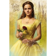 Постер Beauty And The Beast Movie
