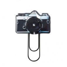 """Закладка-фонарик для книг """"Camera"""" с подсветкой"""