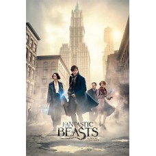 "Постер ""Fantastic Beasts (New York Streets)"" (PP 34026@) 61 x 91,5 cм"