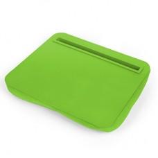 "Подставка для закусок и планшета ""Обед c iPad"", зеленая"