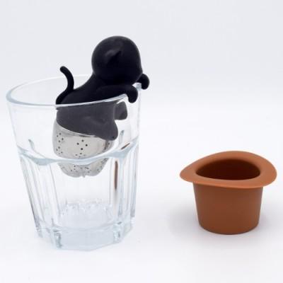 """Ситечко для заваривания чая """"Котёнок"""""""