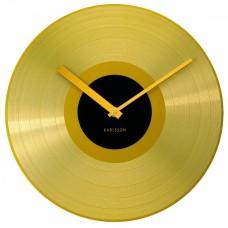 "Часы настенные ""Пластинка"" Ø31 см"