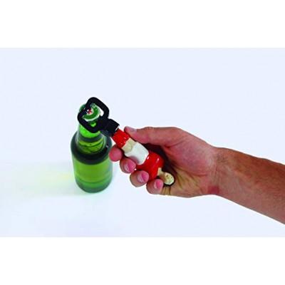Открывашка для бутылок Foosball, красная