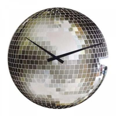 """Часы настенные """"Disco"""", средние Ø30 см"""