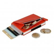 Бумажник на молнии OGON Cascade, оранжевый
