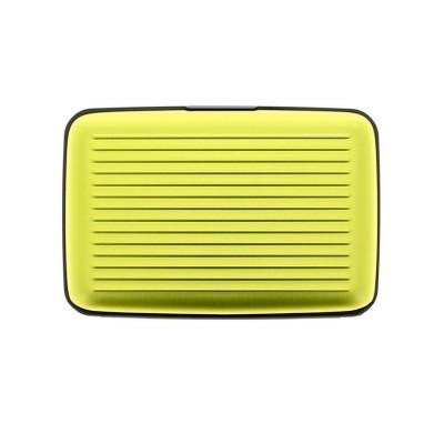 Кардхолдер OGON Stockgolm на 12 карточек, лимонная