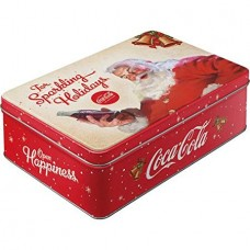 "Коробка для хранения ""Coca-Cola - For Sparkling Holidays"" (30732)"