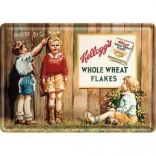 "Открытка ""Kellogg's 3 Kids"" Nostalgic Art (10160)"