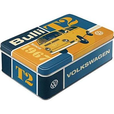 """Коробка для хранения """"VW T2 Bulli"""" Nostalgic Art (30734)"""
