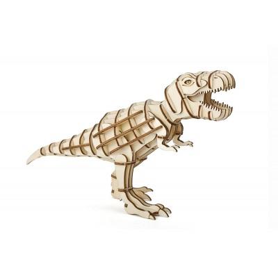 "Головоломка 3D-пазл ""T-Rex"", деревянный"