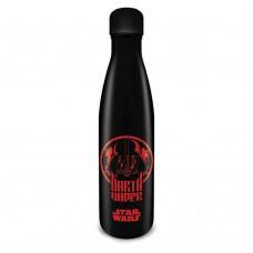 Металлическая бутылка для напитков из серии Звездные войны (Дарт Вейдер), 500 мл