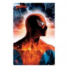 """Постер """"Человек-паук (Защитник города)"""" 61 х 91,5 см"""