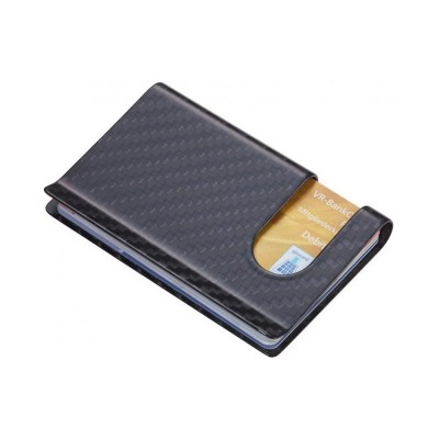 Кредитница из карбона на 10 карт