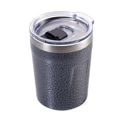 Термочашка для горячих напитков Troika 160 мл металик
