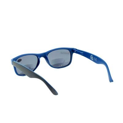"""Cолнцезащитные очки синие """"CDU SUN"""" +3.00 Dpt"""