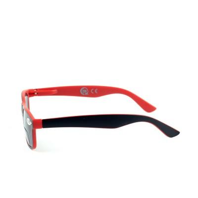 """Cолнцезащитные очки красные """"CDU SUN"""" +3.00 Dpt"""
