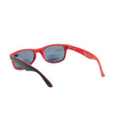 """Cолнцезащитные очки красные """"CDU SUN"""" +1.50 Dpt"""