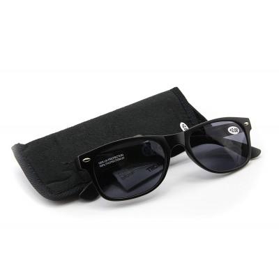 """Cолнцезащитные очки черные """"CDU SUN"""" (+3)"""