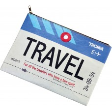Кейс для документов, A4, Troika DuPont Tyvek