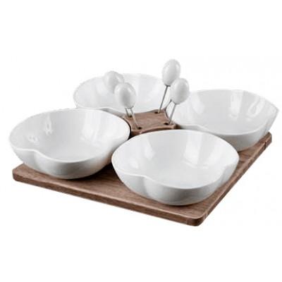 Набор столовый для оливок