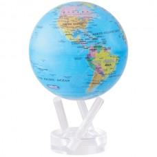 """Глобус самовращающийся Solar Globe Mova """"Политическая карта"""" 11,4 см (MG-45-BOE)"""