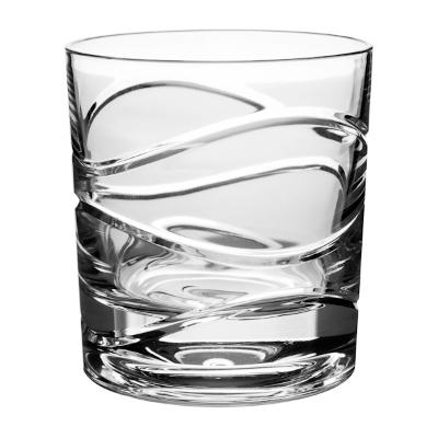 "Стакан вращающийся для виски и воды ""Волны"" Shtox (ST10-003) 320 мл"