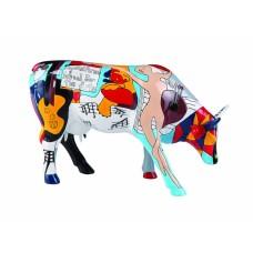 Коллекционная статуэтка корова Picowso's School for the Art, Size L