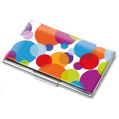 Визитница Colour Bubbles на 11 карт