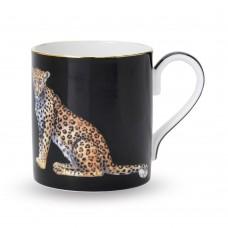 Кружка Leopard Black