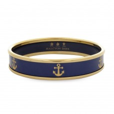 Браслет Gold Anchor Navy