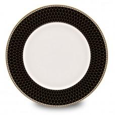Тарелка обеденная Antler Trellis Black