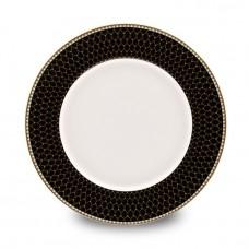 Тарелка салатная Antler Trellis Black