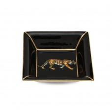 Поднос квадратный Tiger Black