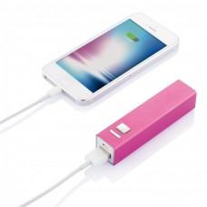 Аккумулятор Li-Ion, розовый