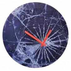 """Часы настенные """"Crash"""" Ø43 см"""