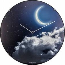 """Часы настенные """"New Moon Dome"""""""