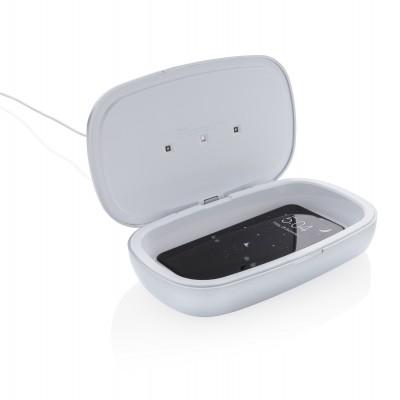 Стерилизатор UV-C Rena с функцией беспроводной зарядки, 5 Вт