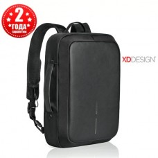 "Рюкзак для ноутбука XD Design Bobby Bizz Anti-Theft 15.6"" Black"