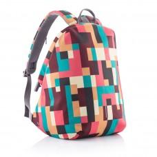Рюкзак городской XD Design Bobby Soft'' art geometric (P705.867)